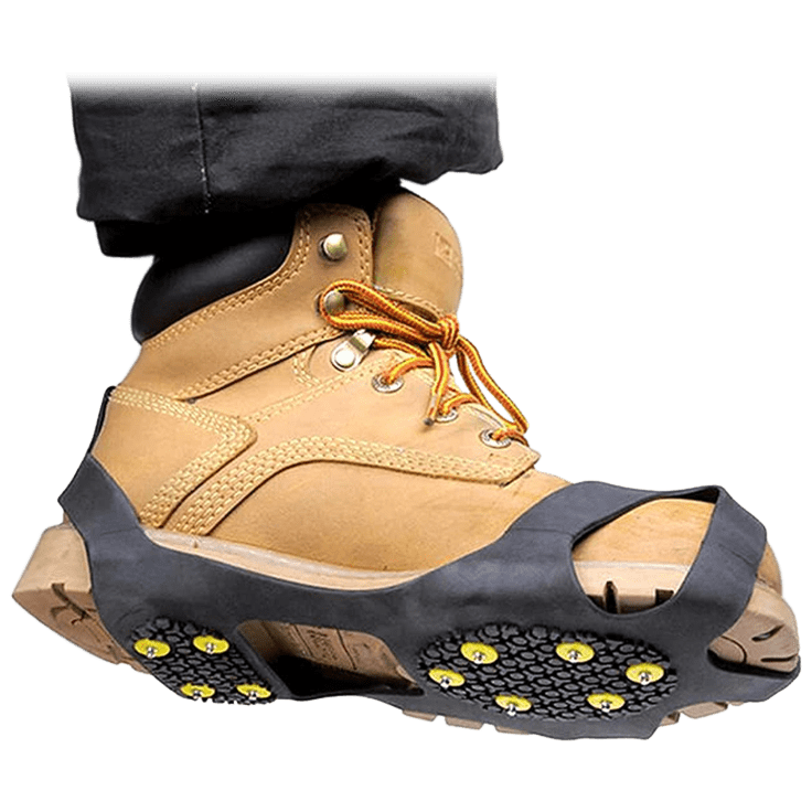Attachable Anti-Skid Ice-Traction Cleats