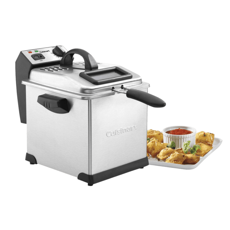 Cuisinart 3.4-Quart Digital Deep Fryer
