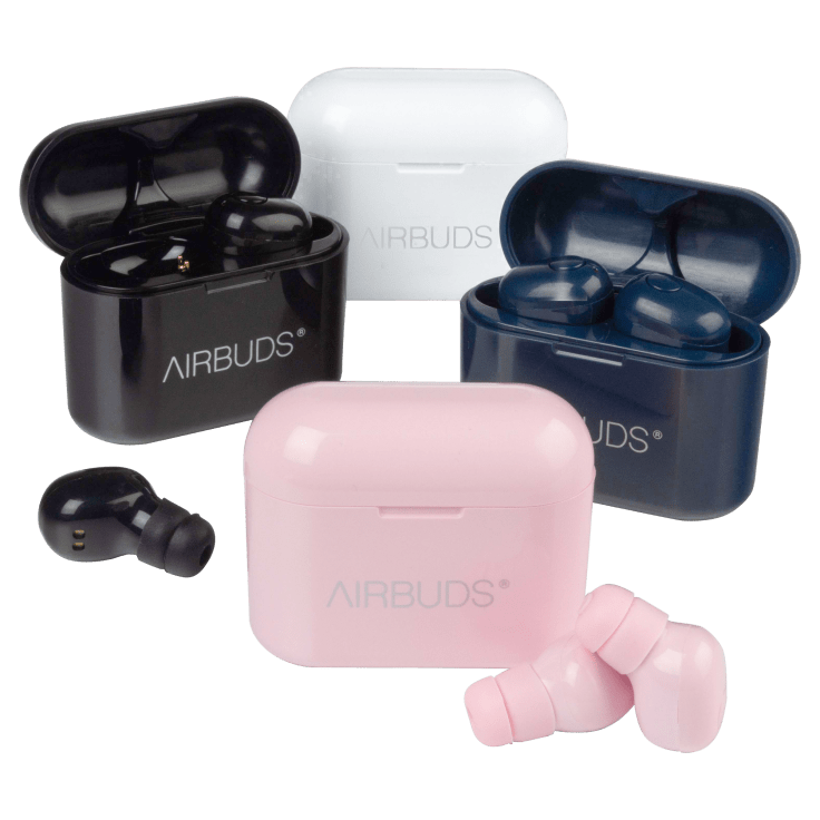 Airbuds AIR5 True Wireless Voice Control Earbuds with Charging Case