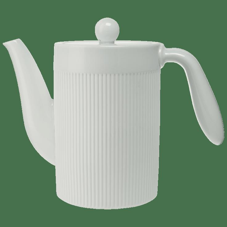 Victor & Victoria Plisse Large Coffee Pot