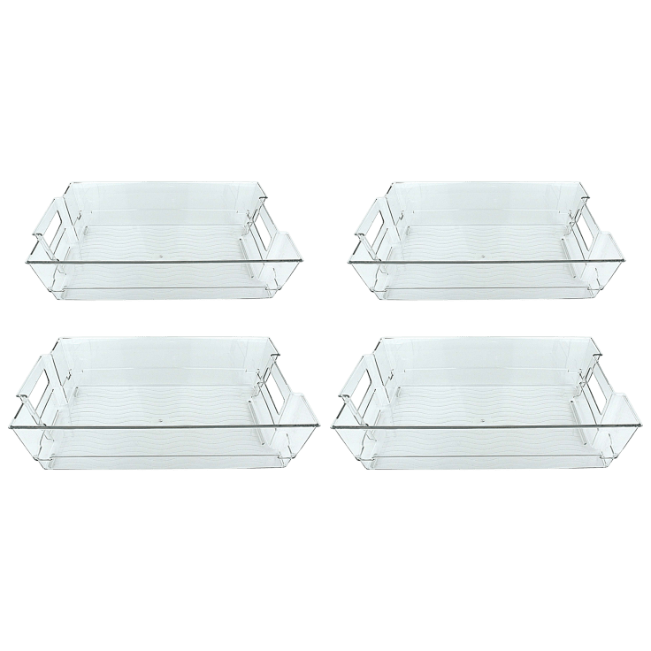 4-Pack Kinetic Go Green Fridge/Drawer Bins