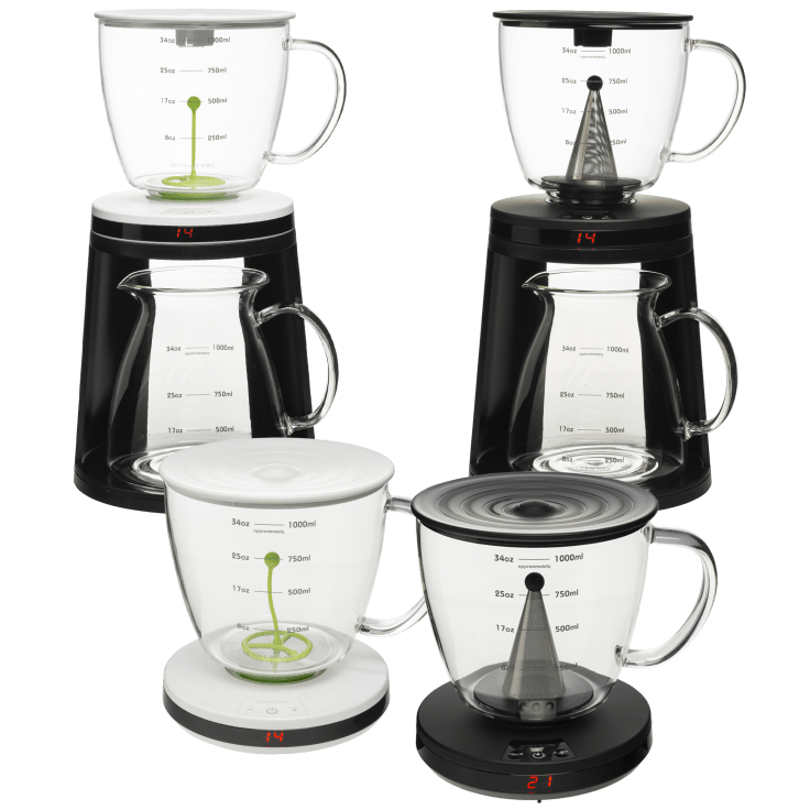 Victor & Victoria TaC Brew Automatic Tea & Coffee Brewers