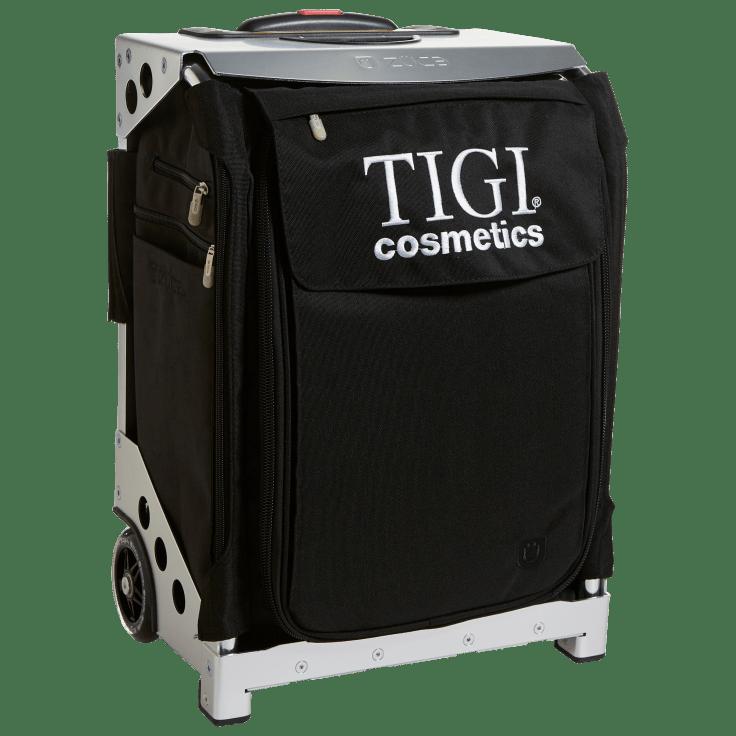 Zuca TIGI Flyer Artist TSA-Compatible Wheeled Carry-On Bag