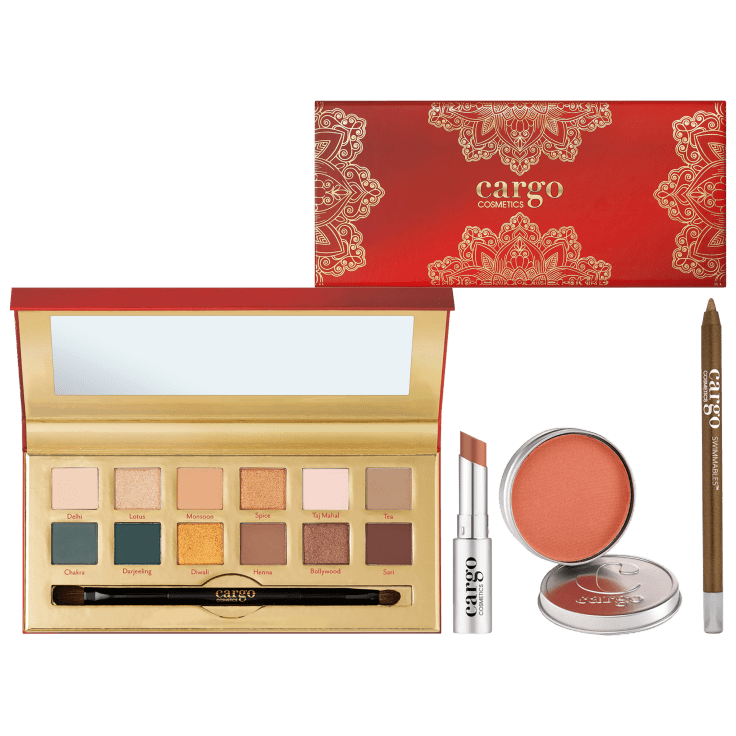 Cargo Cosmetics Eyes, Blush and Lip Kit