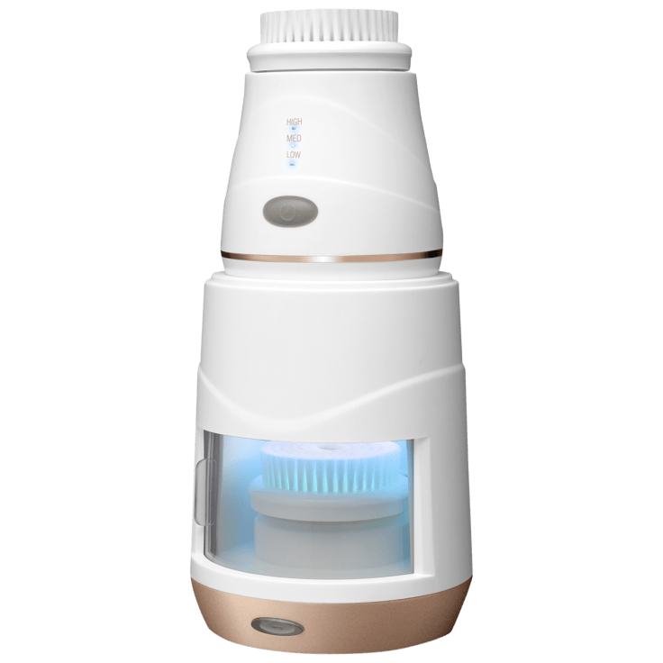 Conair TrueGlow Sonic Facial Brush + UV LED Sterilizer