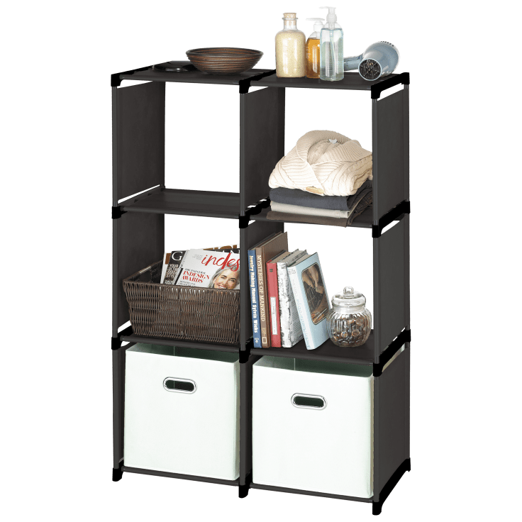 Farberware 6 Cube Organizing Shelves