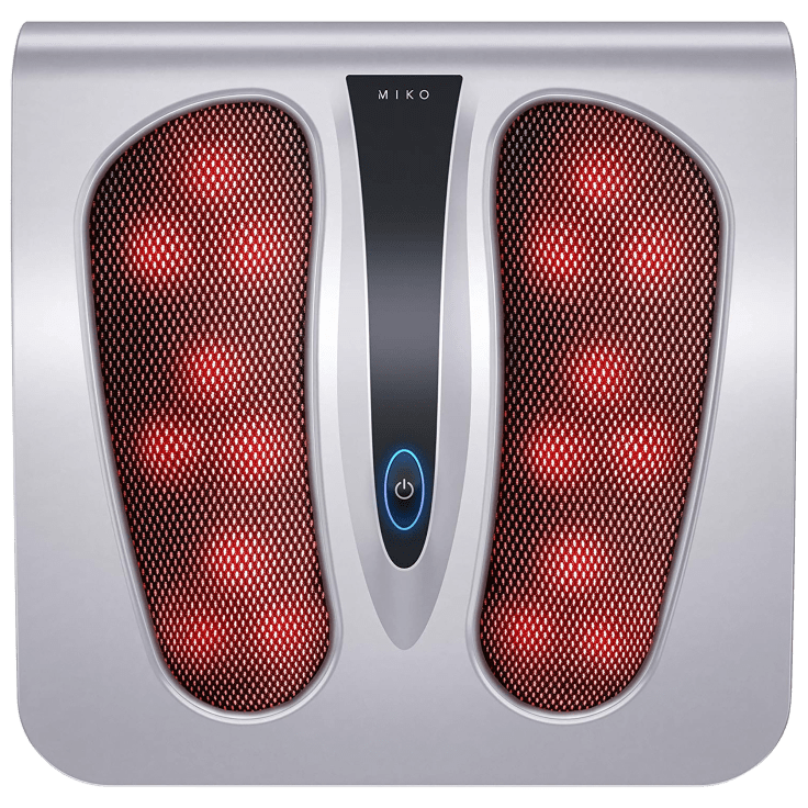 Miko Heated Shiatsu Foot Massager