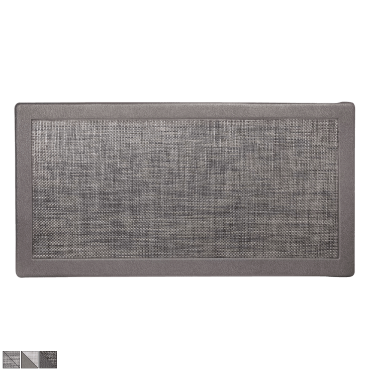 Hillside Oversized Oil & Stain Resistant Anti-Fatigue Kitchen Mat