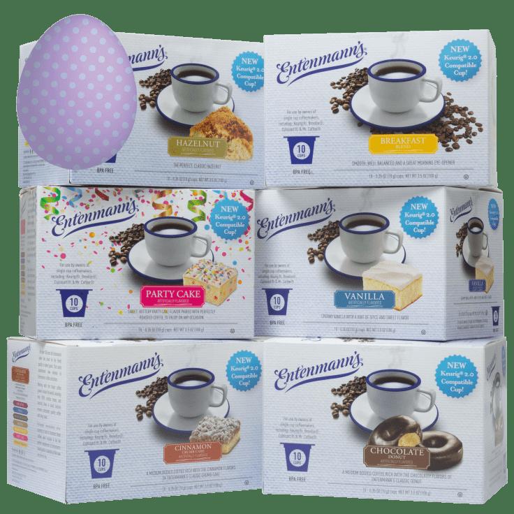 60-Pack Entenmann's Single Serve Coffee Cups