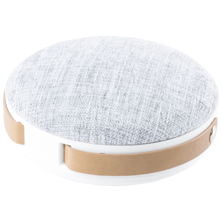 Cipe Roundo Waterproof Fashion Fabric Speaker