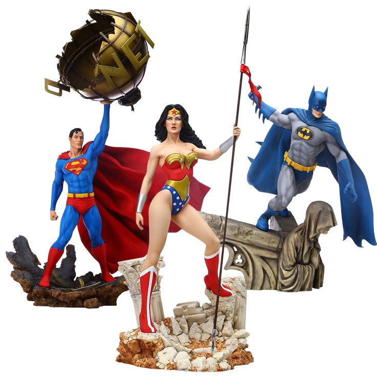 Enesco Grand Jester Limited Edition 1/6 Scale DC Statues