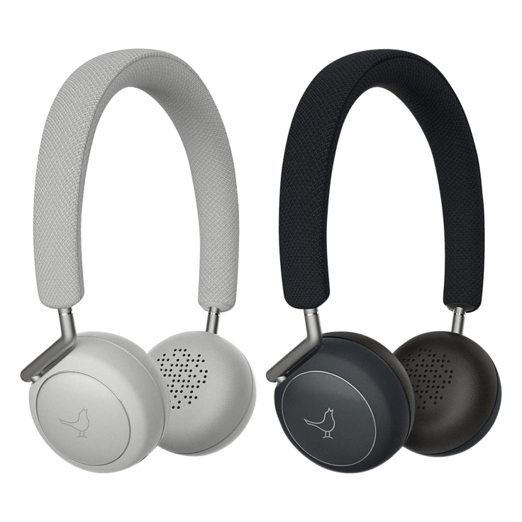 Libratone Q Adapt Wireless Noise Cancelling On-Ear Headphones