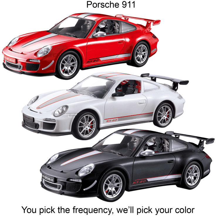 Braha Officially Licensed 1 24 Scale Rc Cars