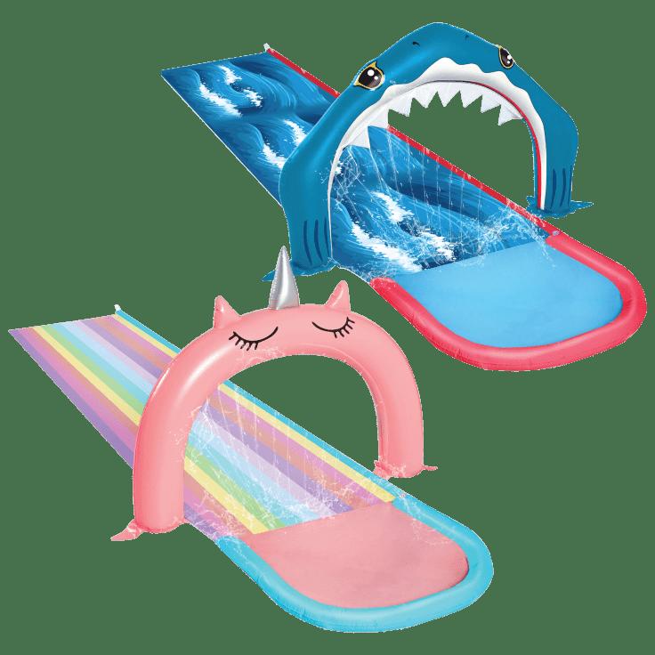 Splash Buddies Splash N Slide
