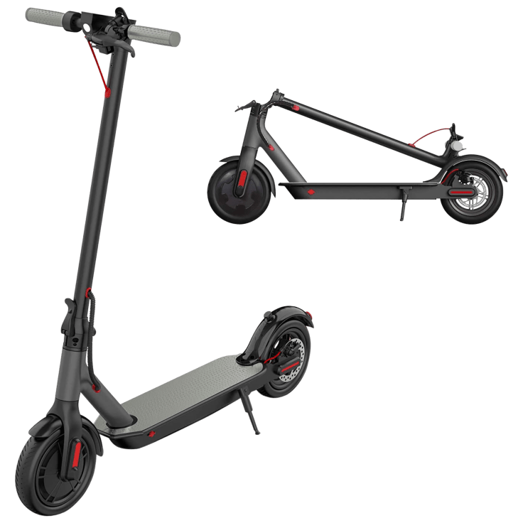 Jasscol J-Ion Solid Tire Electric Scooter