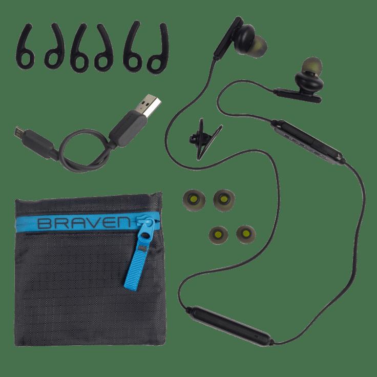 Braven Flye Sport Wireless 12-Hour Sweat-Resistant Earbuds