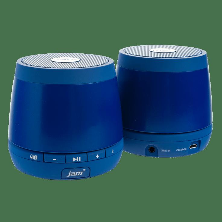 10-Pack: Jam Plus Portable Stereo Bluetooth Speakers (Refurbished)