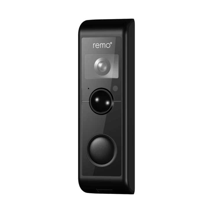 RemoBell W Equipped Smart Video Doorbell Camera
