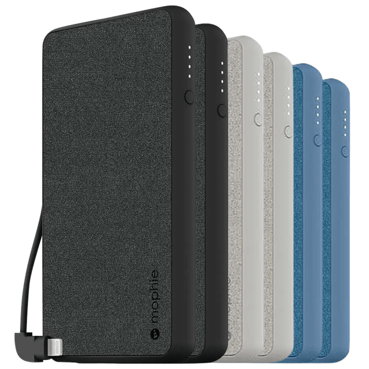2-Pack Mophie Powerstation Plus 6040mAh Portable Power Bank