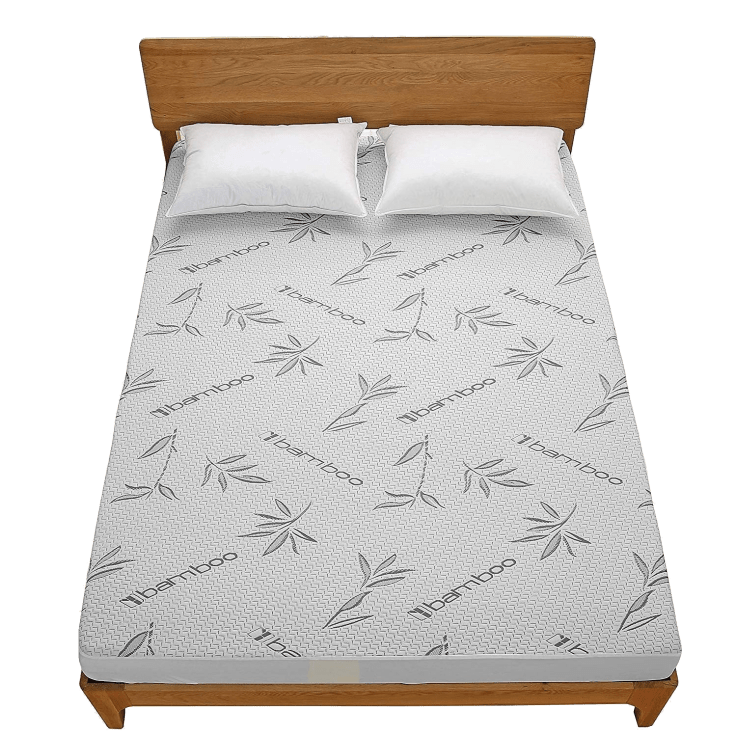 Elegant Comfort Premium Bamboo Waterproof Fitted Mattress Protector