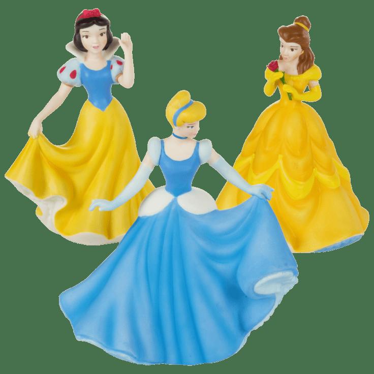 2-Pack: Precious Moments Disney Showcase Princess Porcelain Figurine