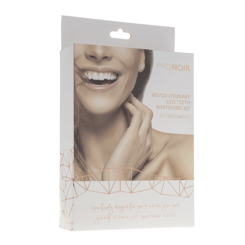 Pronoir Led Teeth Whitening Kit