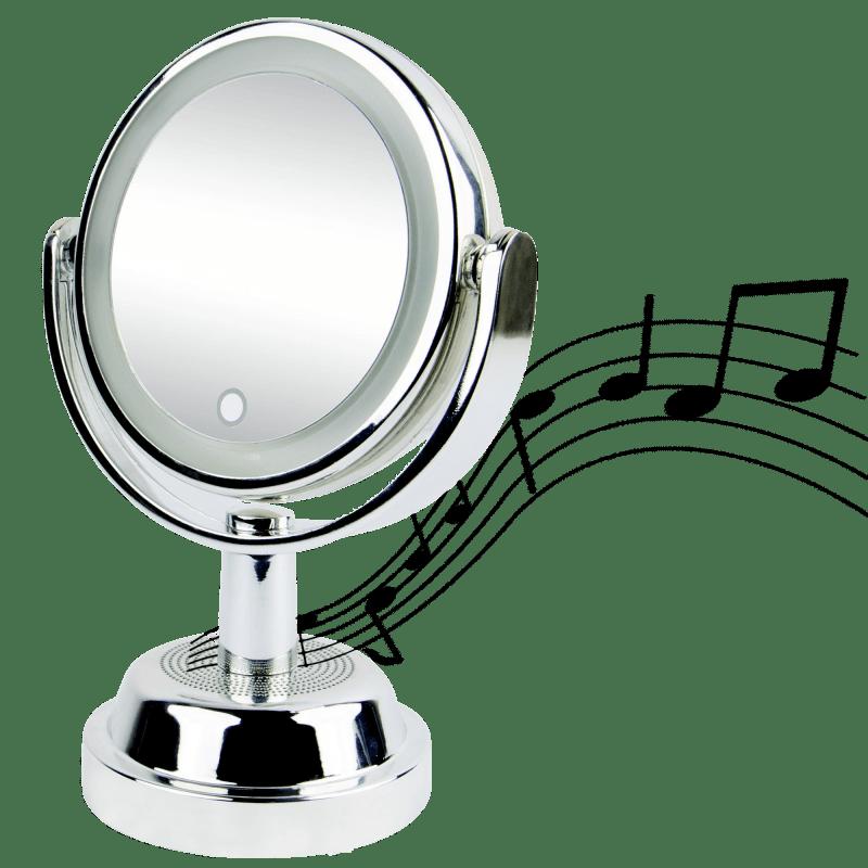 Vivitar Bluetooth Speaker Mirror