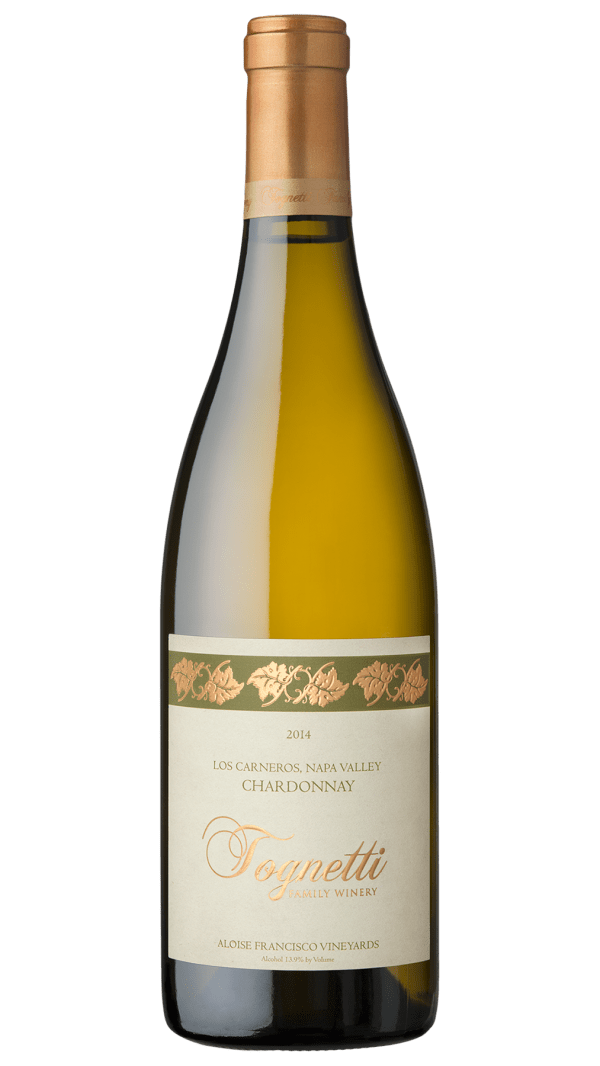 12-Bottle Tognetti Family Winery Los Carneros Chardonnay