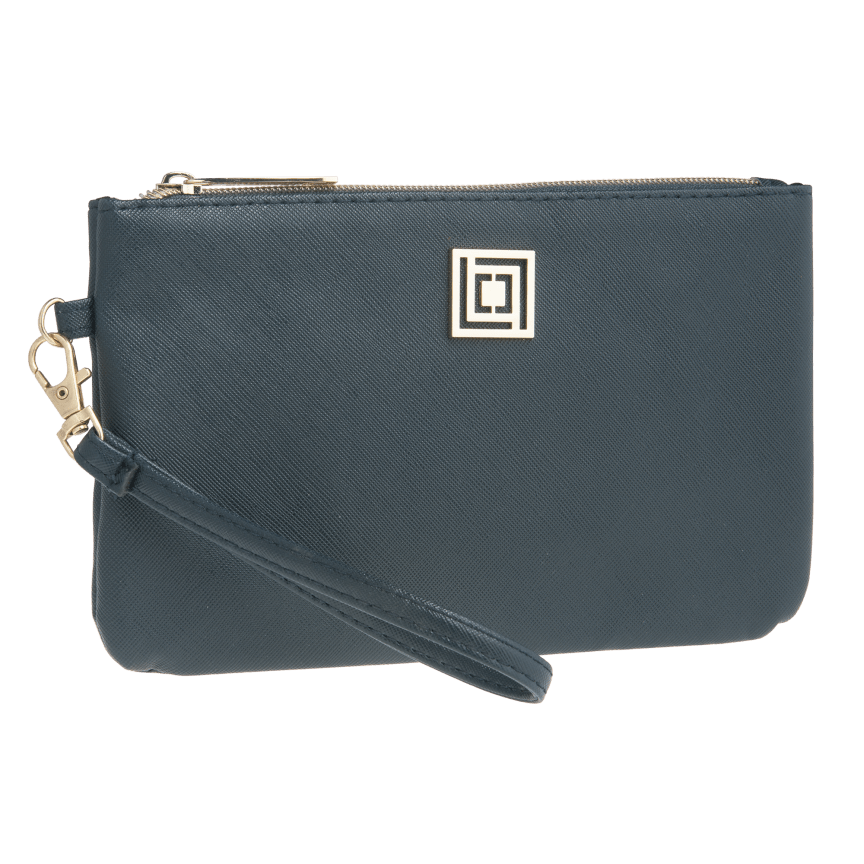 9b533a1ceae171 Saffiano Phone Charging Wristlet w/RFID Theft Protection by Liz Claiborne