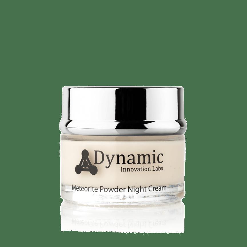 5f89e5c6692 Dynamic Innovations 24K Gold Meteorite Powder Cell Regenerating Night Cream