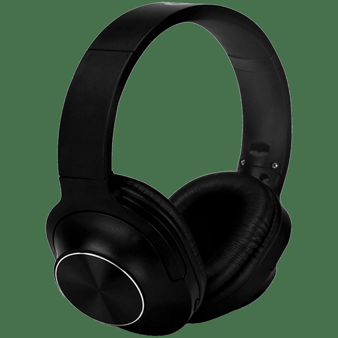 f2e3574eca0 QFX Foldable Over-Ear Bluetooth Headphones