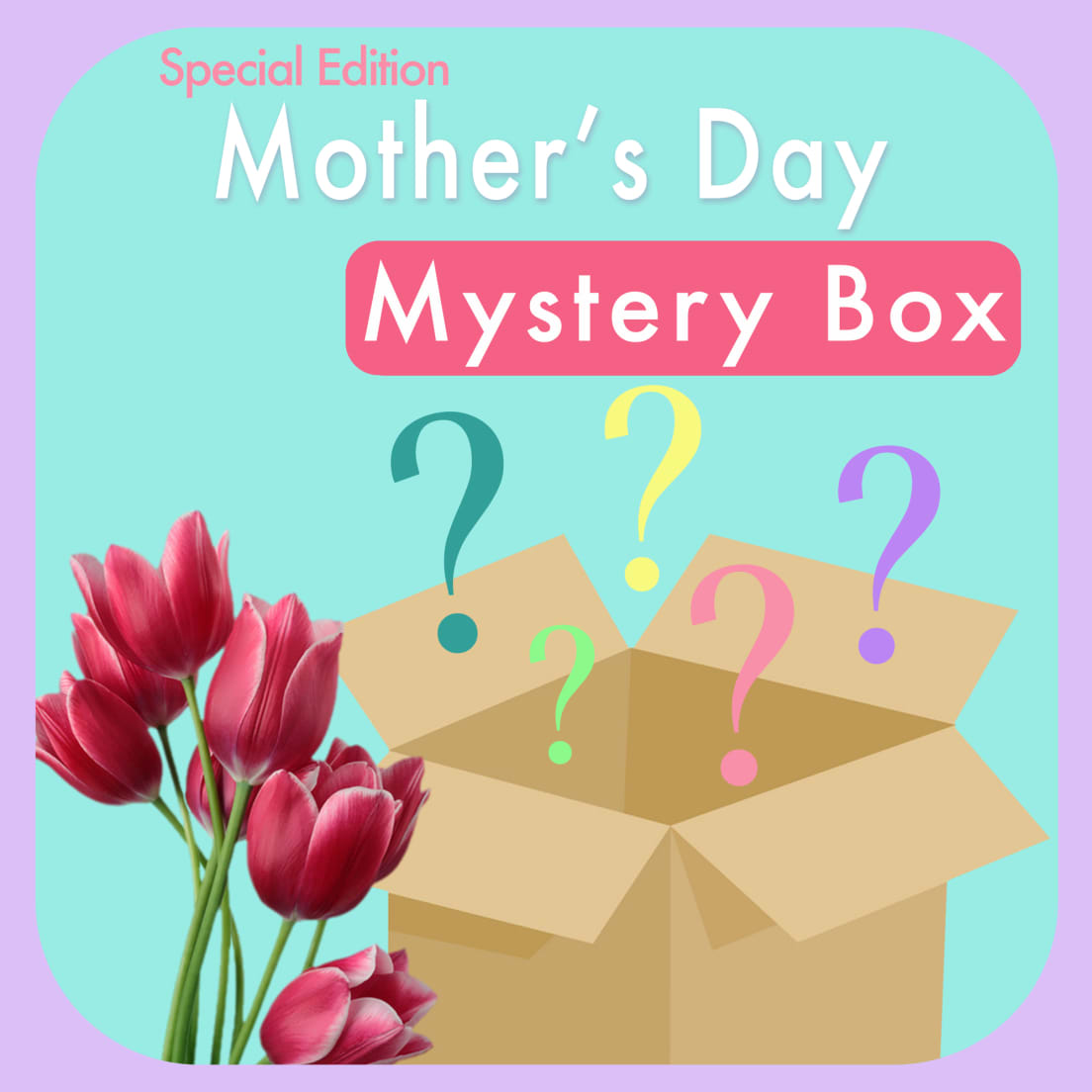 aa30af36167 Special Edition: Mother's Day 10 Item Mystery Box