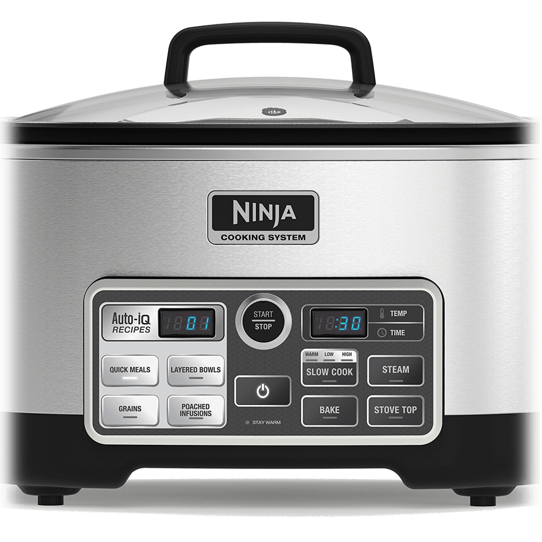 Ninja 4 In 1 Cooking System With Auto Iq Cs960
