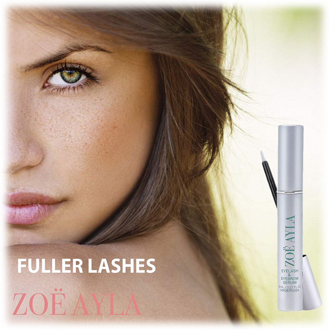 47b572df003 ... Zoe Ayla Lash & Brow Growth Enhancer. Sold out