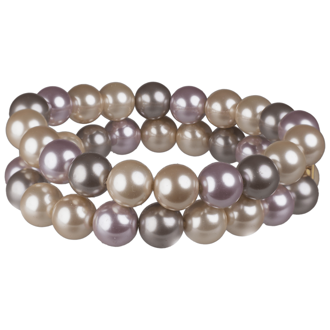 e9f59cec6c996 Kenneth Jay Lane Two Strand Faux Pearl Bracelets