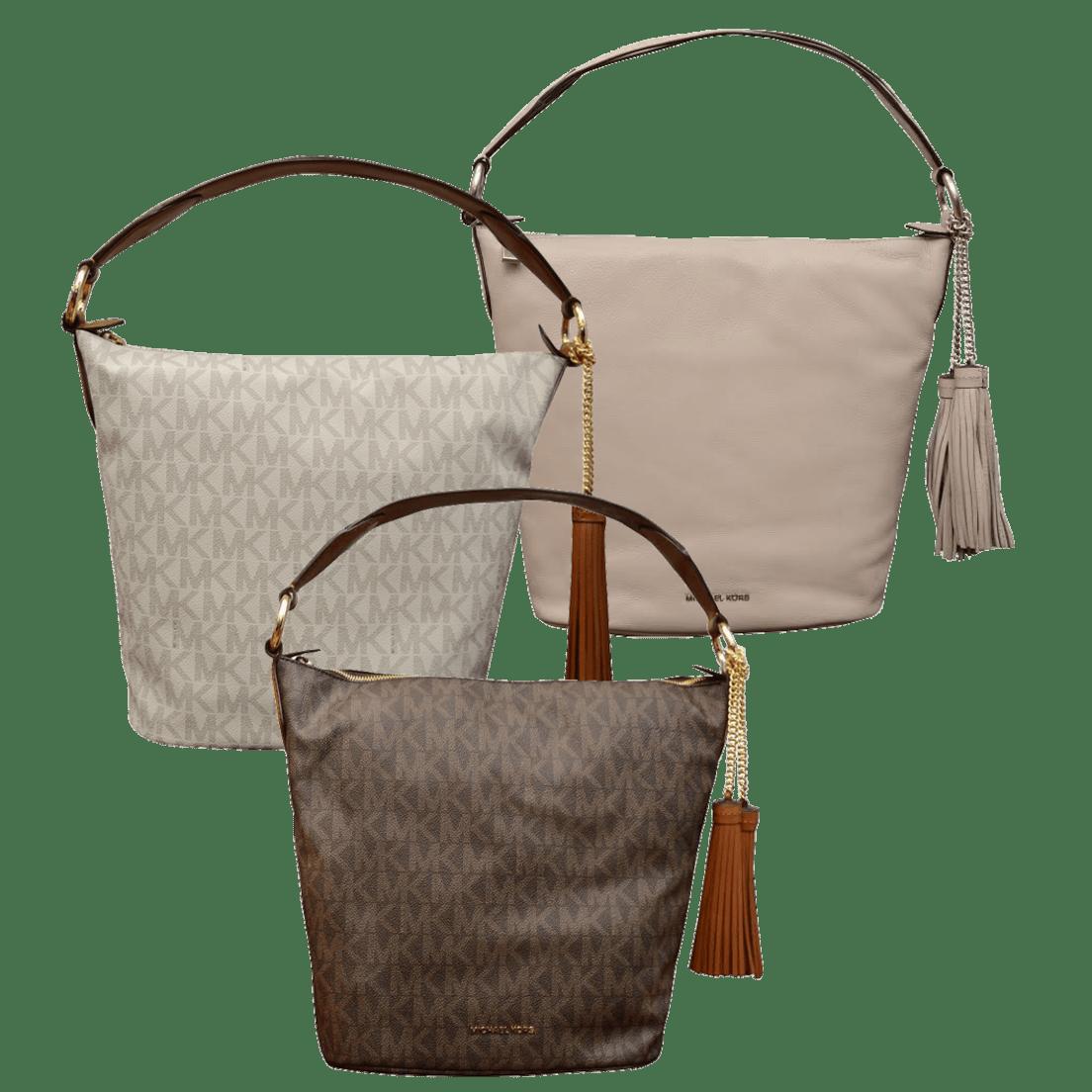 06af63f09dca Michael Kors Elana Large Convertible Shoulder Bag