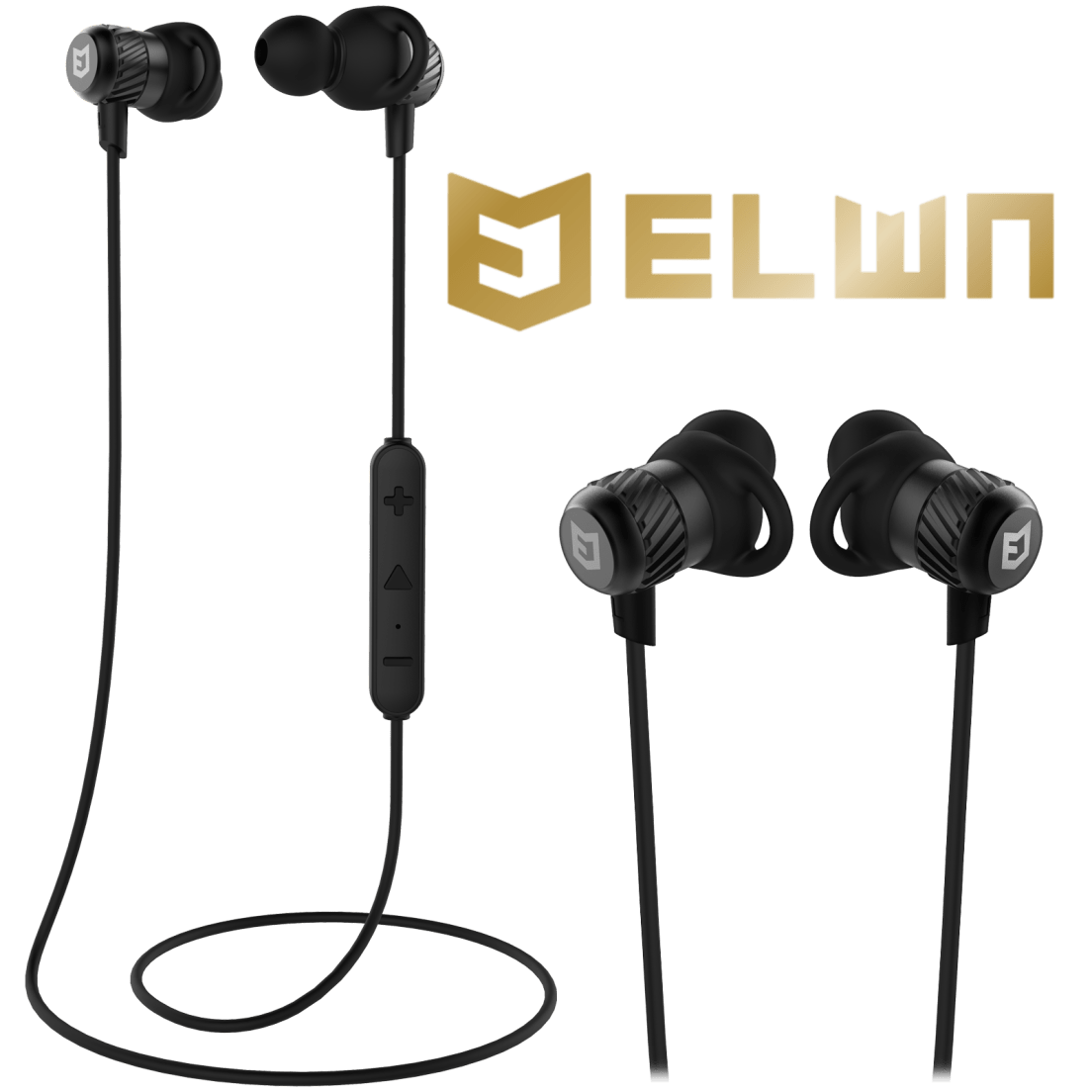 6cd7e9a0b7c ELWN Endure Wireless Bluetooth Sport Earbuds