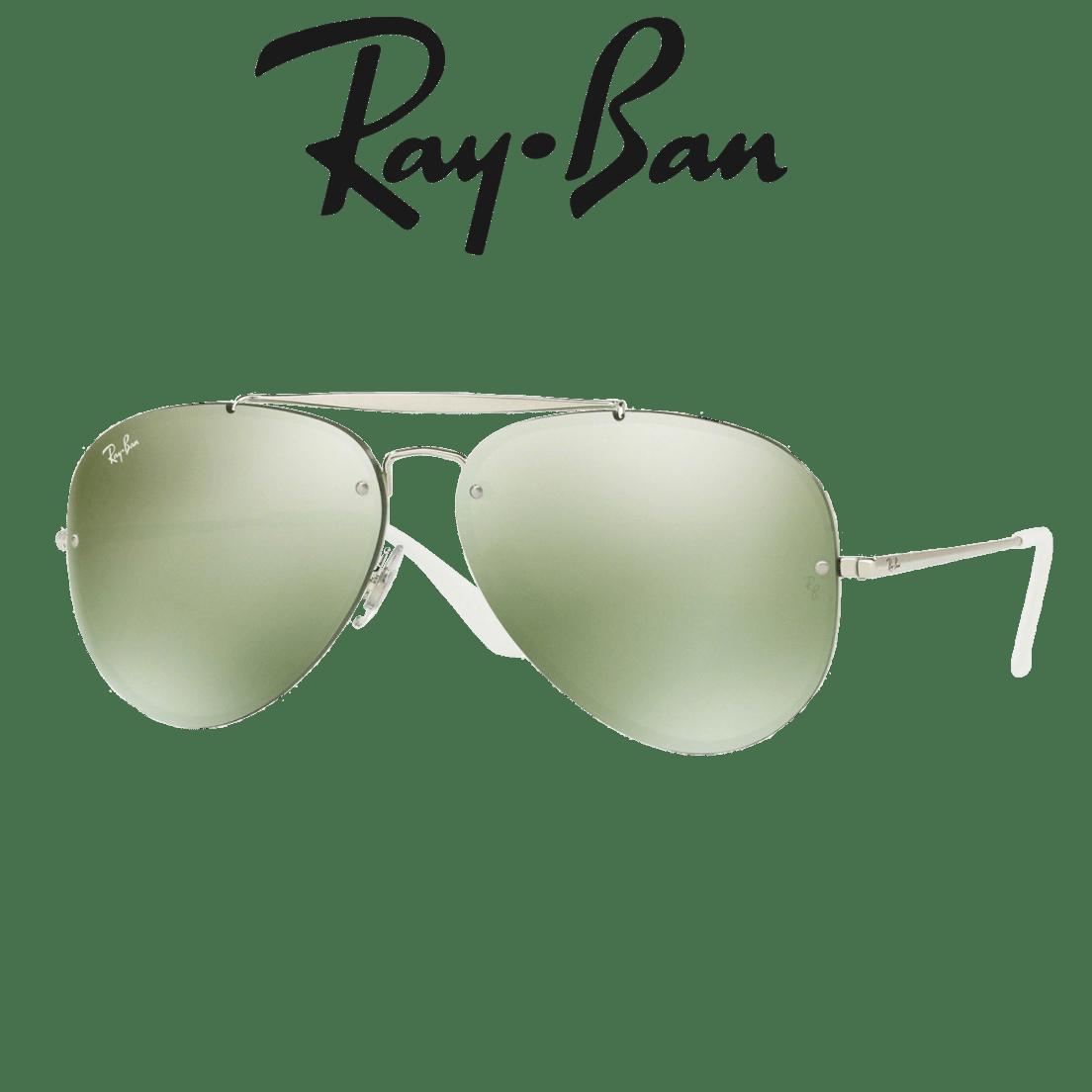 f3b7bf653cc1 Ray-Ban Blaze Aviator RB3584N Sunglasses