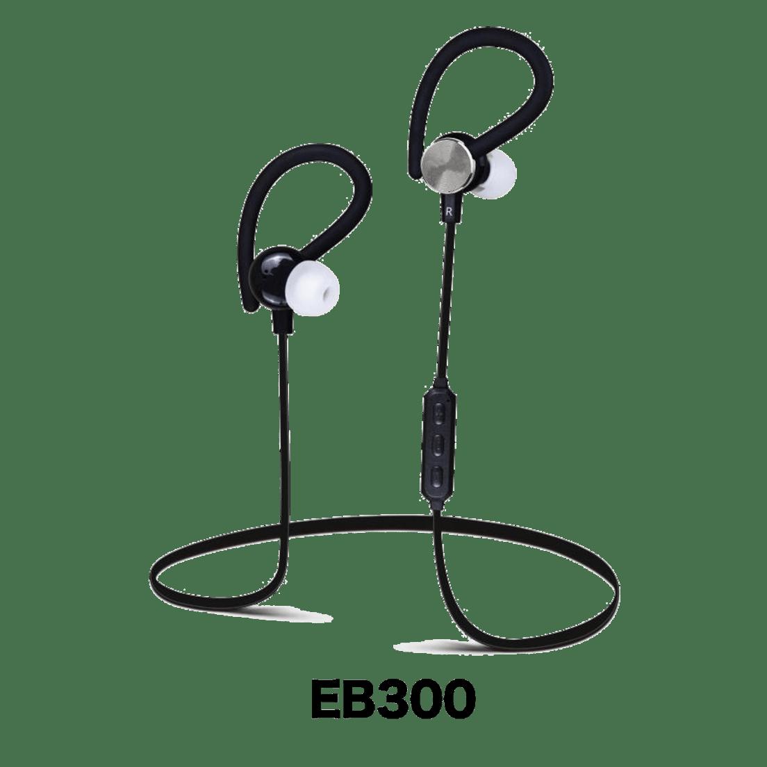 61f5387594e Bem EB300 Bluetooth Earbuds with Ear Wrap