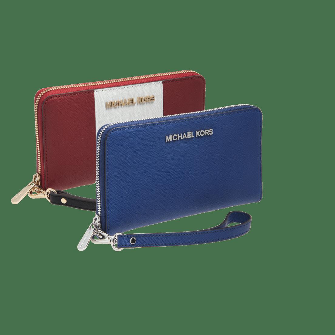 dffa7036bfcf Large Essential Zip Wallet by Michael Kors