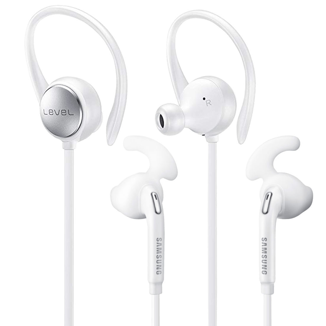 5e963c706cf Samsung Level Active Bluetooth + In-Ear Headphones Bundle