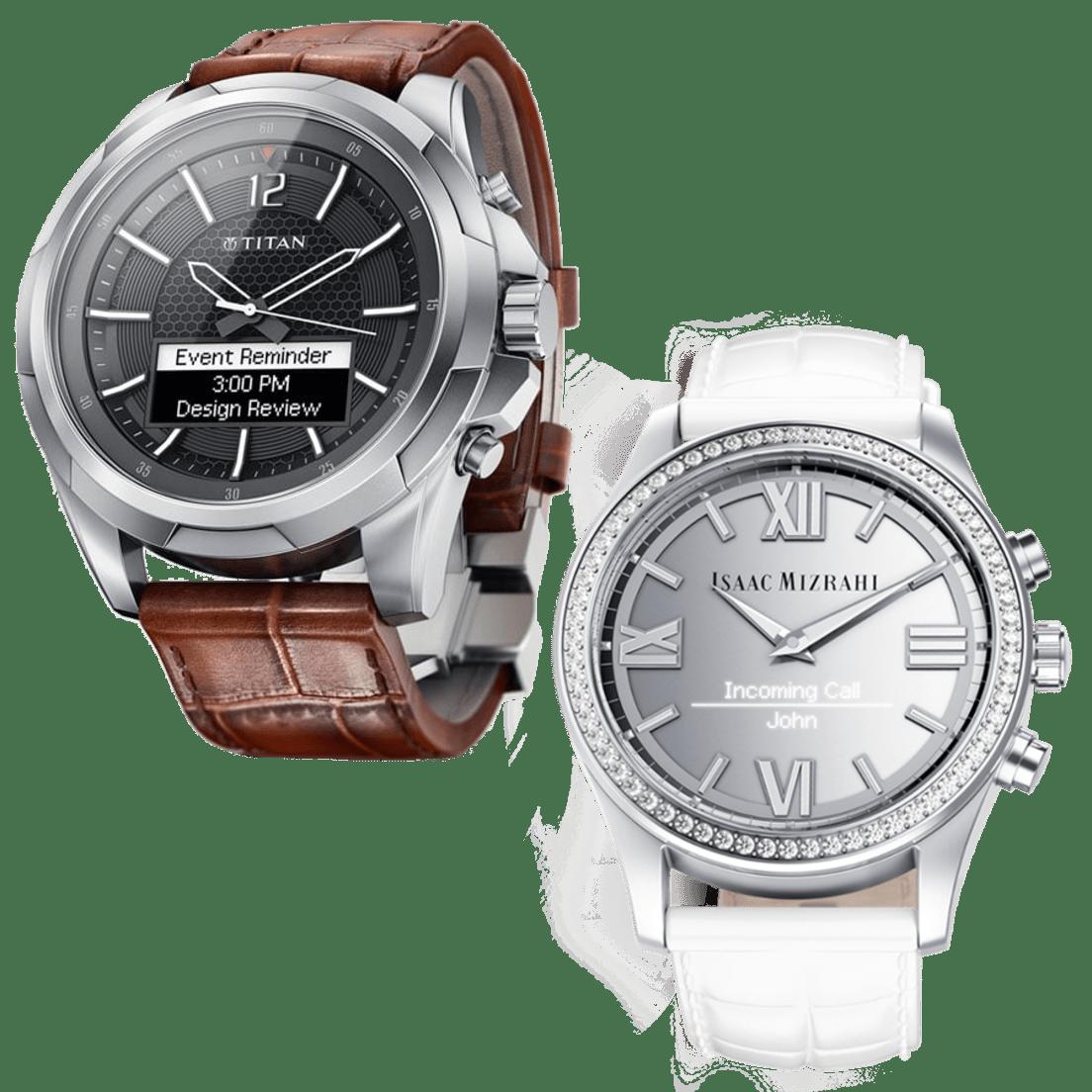27b9f6abff2 HP Smartwatches  Titan JUXT or Isaac Mizrahi