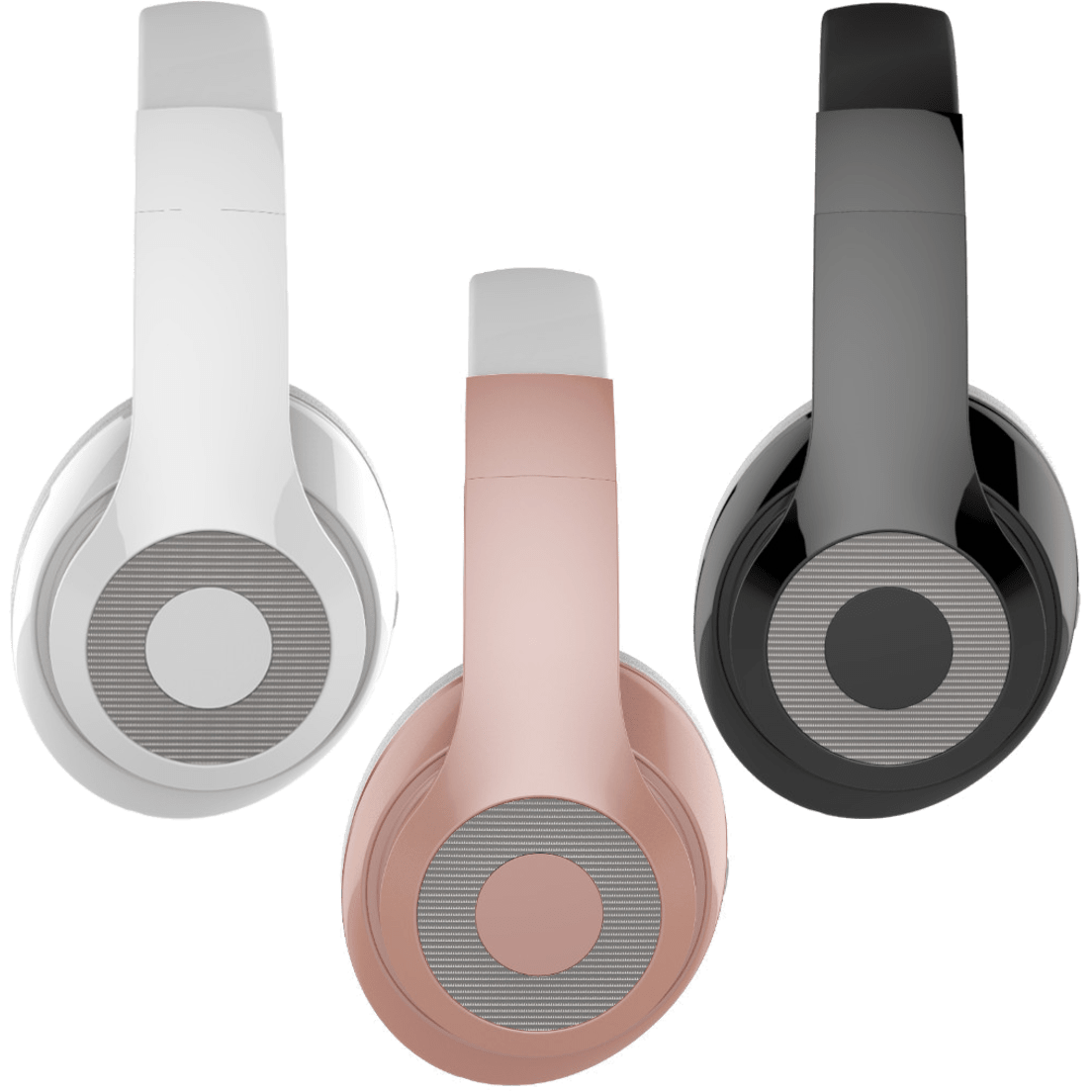f761661b455 Metallix Over-Ear Bluetooth Headphones