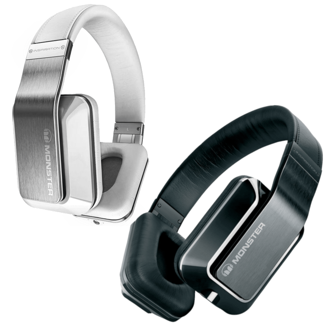dd35352e4d692c Monster Inspiration Noise Cancelling Over-Ear Headphones (Open Box)