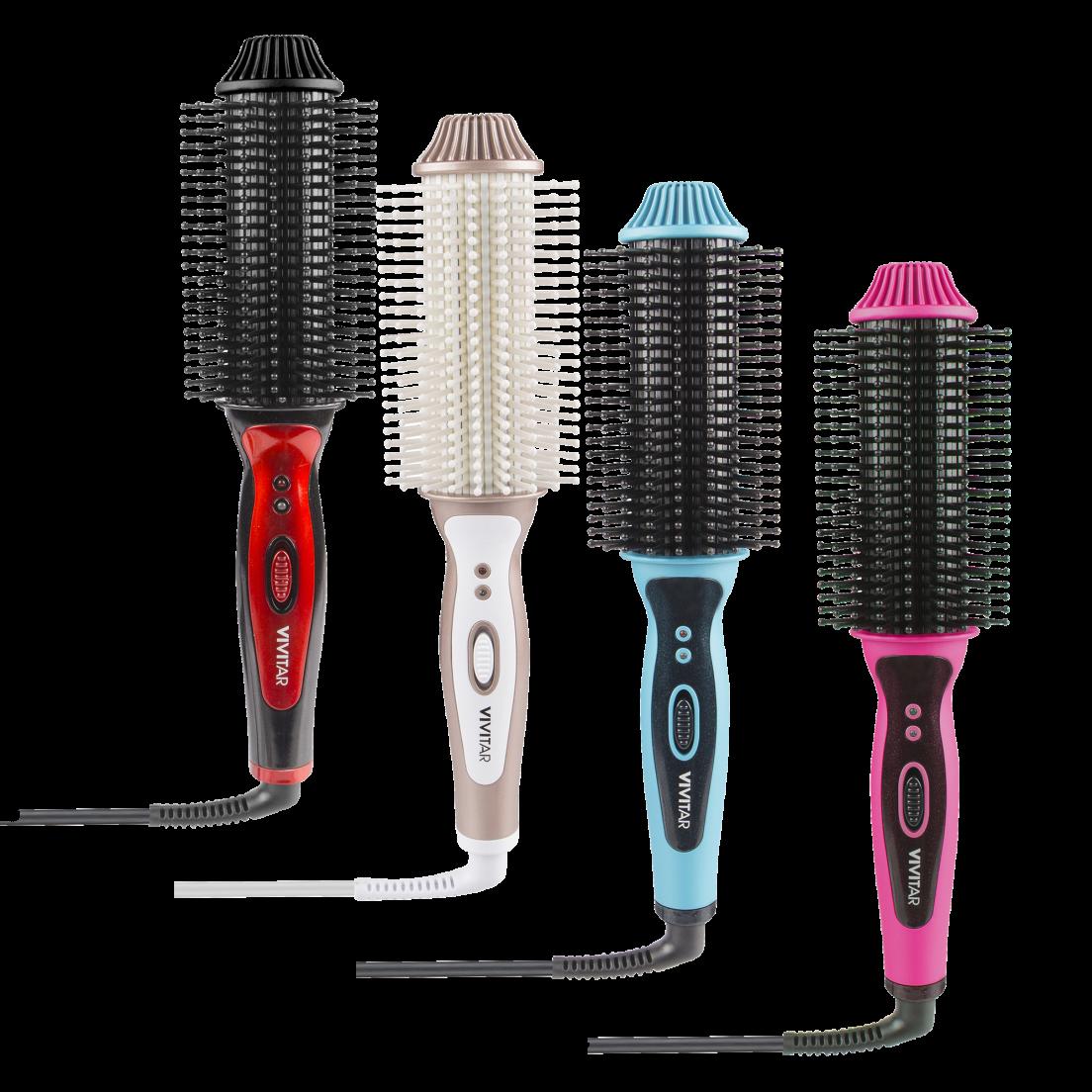 Vivitar Heated Volumizing Hair Brush