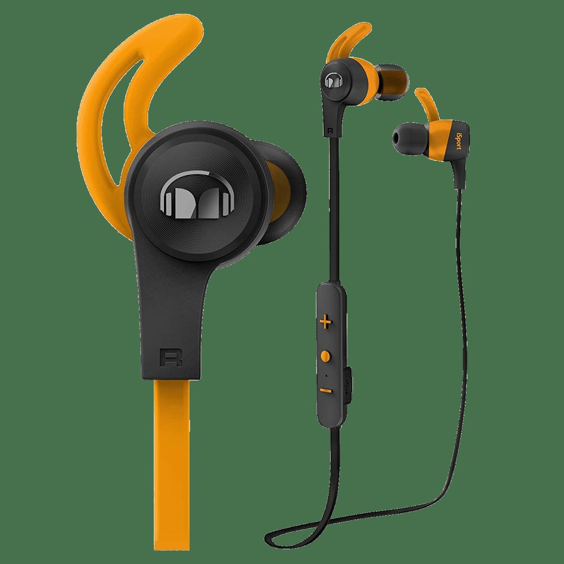 56b69a9d4c9 Monster iSport Achieve Sweatproof In-Ear Bluetooth Wireless Headphones
