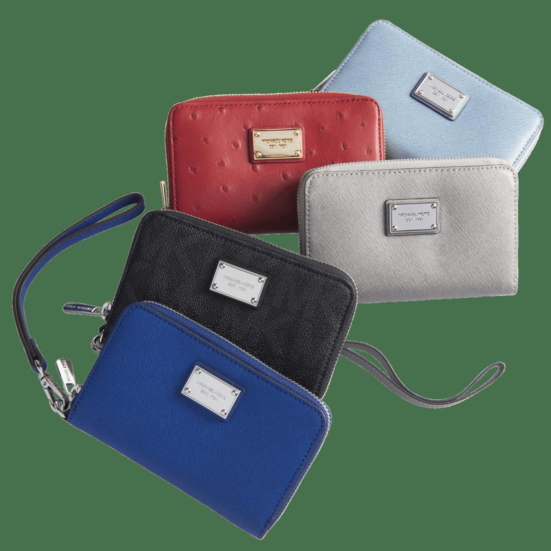 d0d800a60a29 Small Essential Zip Wallet by Michael Kors