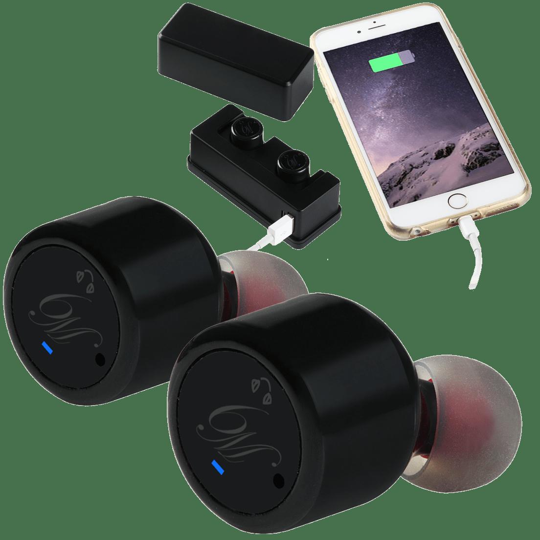 7dab3f1da6d MagicBeatz Pro 6-Hour True Wireless Earbuds and Charging Case