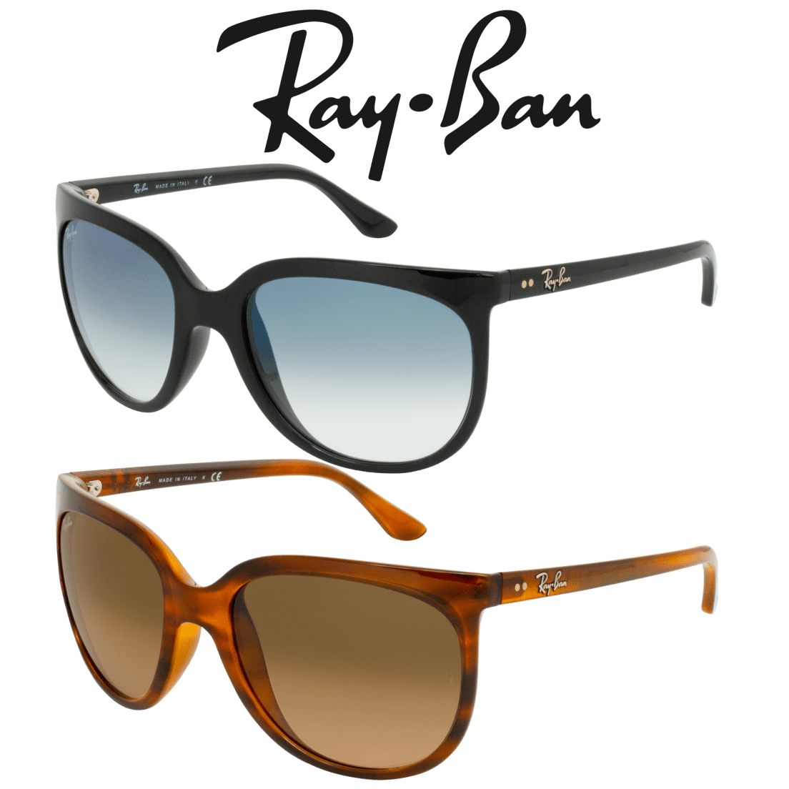 83defa16235d Ray-Ban CATS 1000 RB4126 Sunglasses