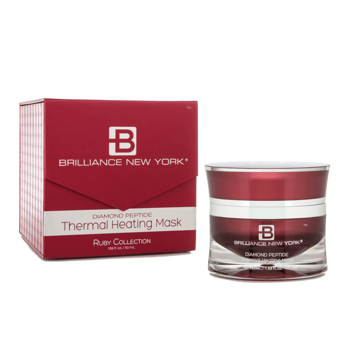 683d9b29de4 Brilliance New York Rubies Collection Thermal Facial Mask and Serum ...